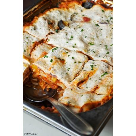 Cícerové lasagne
