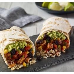 Burrito s tempehom