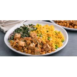 Piri-piri tofu